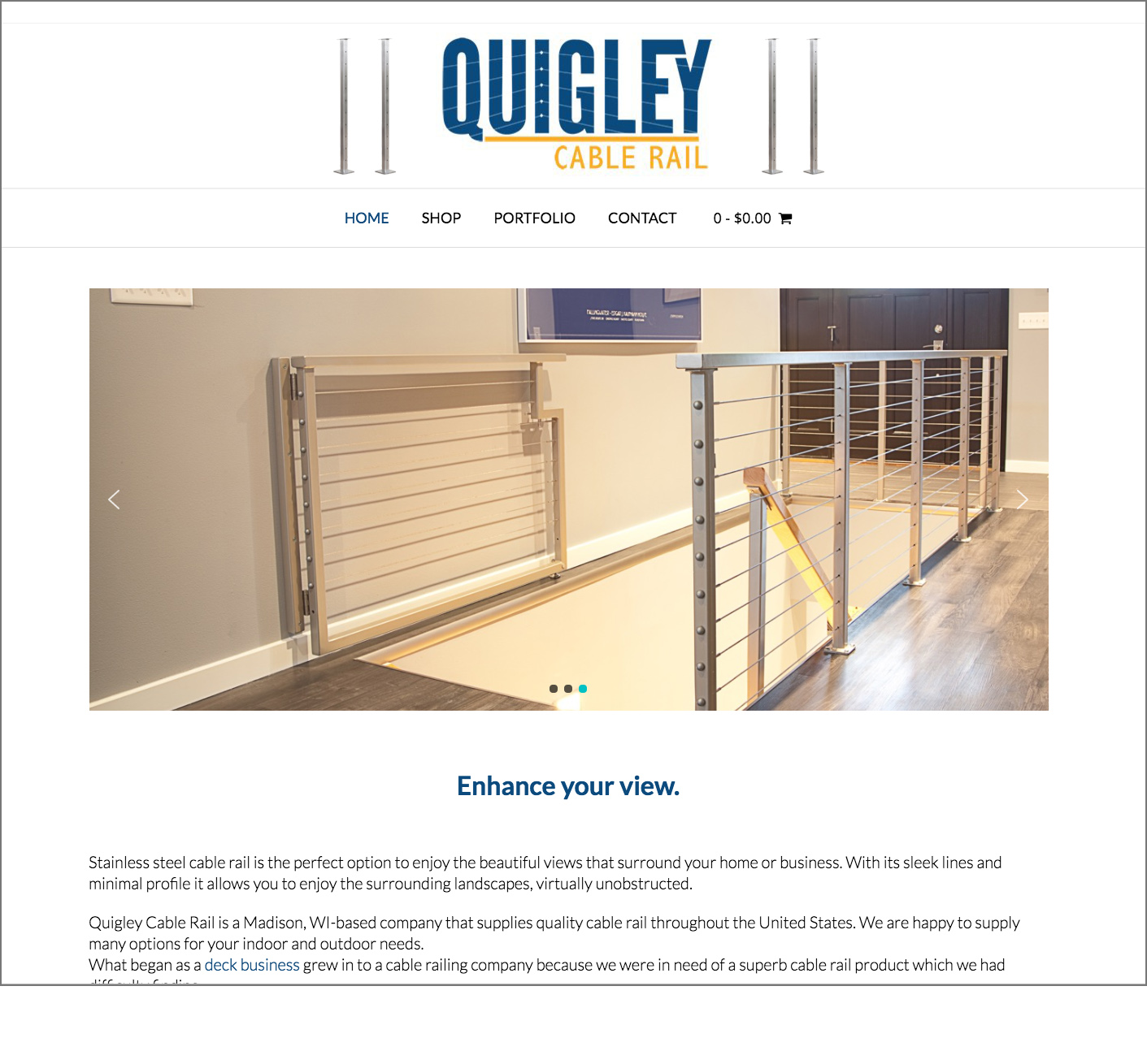 QuigleyCableRail.com