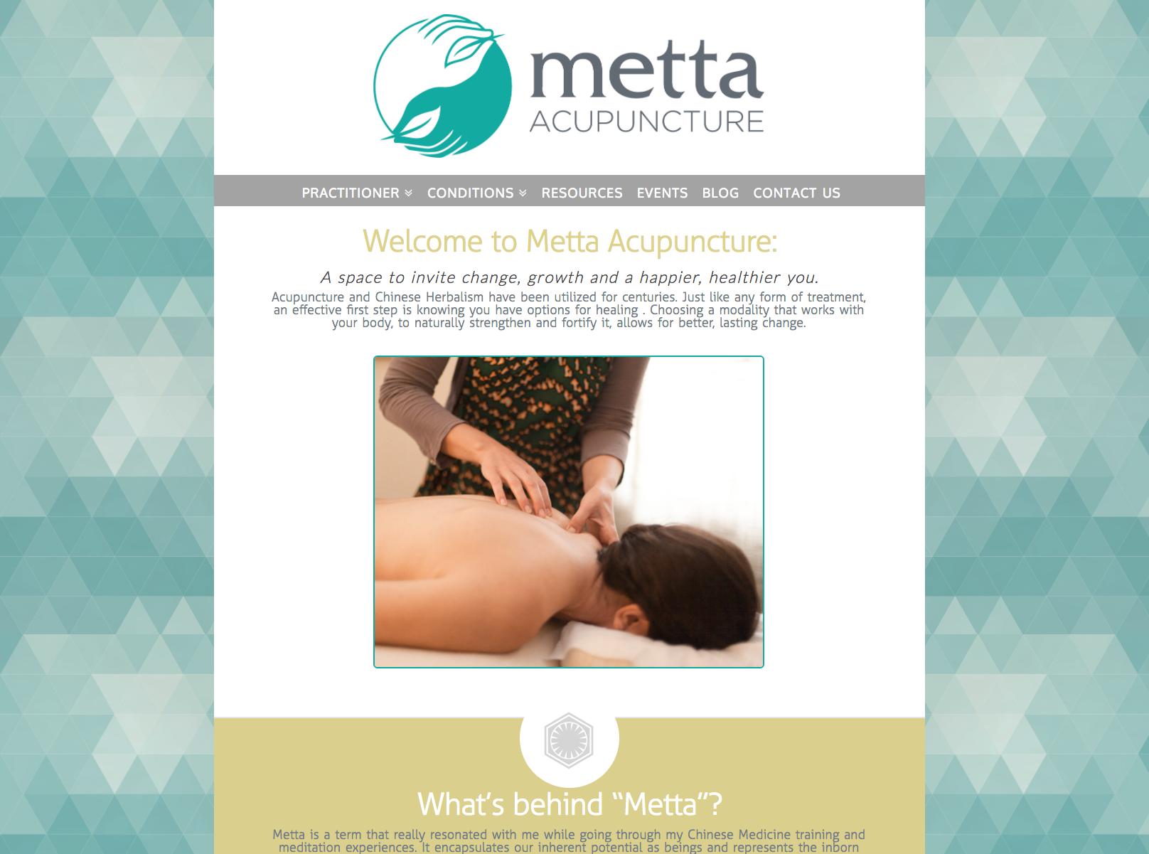 Metta-Acupuncture.com