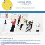Ballroom Basics for Balance
