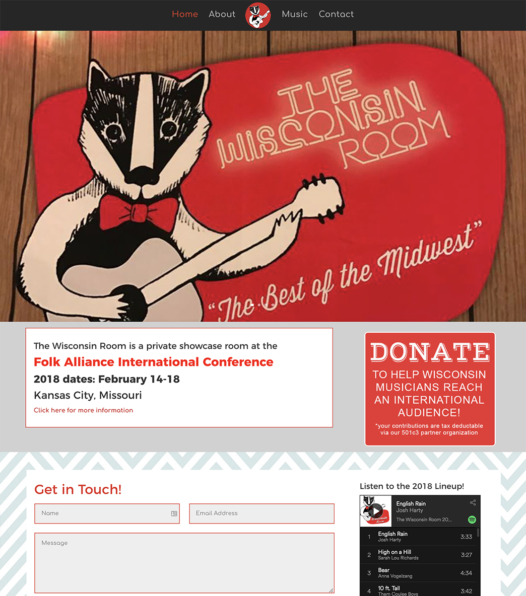 WisconsinRoom.org